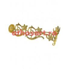 Agatatoare bronz aurit (36 cm) cod 89-587